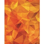Fall Geometric Printed Backdrop