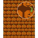 Pumpkin Sweater Printed Backdrop