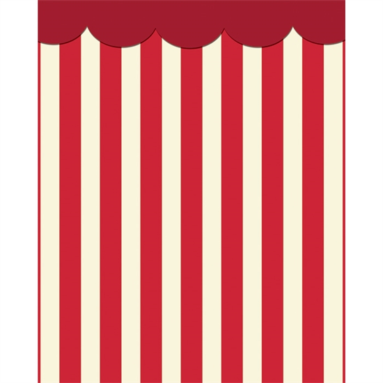 Circus Tent Printed Backdrop Backdrop Express