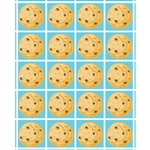 Cookies Printed Backdrop