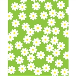 Field of Daisies Printed Backdrop