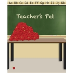 Teacher's Pet Printed Backdrop