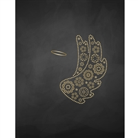 Whimsical Wings Printed Backdrop