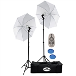 700W Bi-Color LED Studio Light Kit