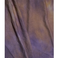 Deep Plum and Brown Reversible Muslin Backdrop