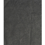 Charcoal Stonewash Reversible Muslin Backdrop