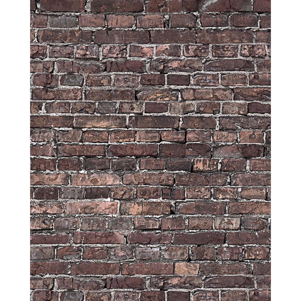 Grunge Brick Printed Seamless Paper Backdrop Express