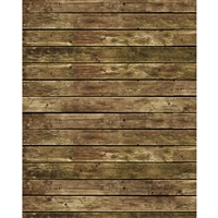 Worn Planks Printed Seamless Paper