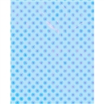 Light Blue Polka Dot Printed Backdrop