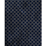 Midnight Blue Polka Dots Printed Backdrop