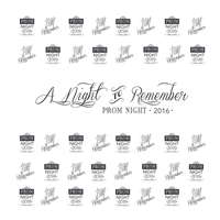 A Night to Remember Printed Backdrop
