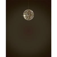Retro Disco Ball Printed Backdrop