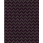 Purple & Dark Gray Chevron Printed Backdrop