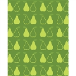 Cut Pears Printed Backdrop