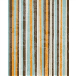 Fall Themed Stripes Printed Backdrop