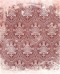 Aged Sand Damask Printed Backdrop
