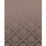 Mocha Damask Printed Backdrop