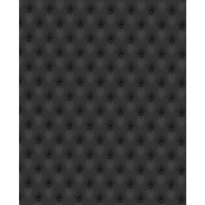 Black Tufted Printed Backdrop Backdrop Express