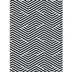 Zig Zag Patteren Printed Backdrop