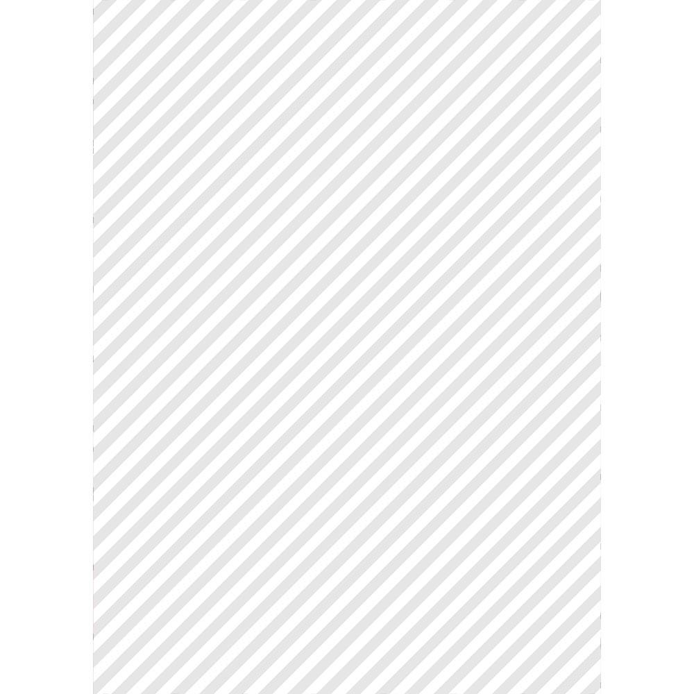 Thin Gray Stripes Printed Backdrop Backdrop Express