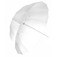 "65"" Translucent Deep Umbrella"