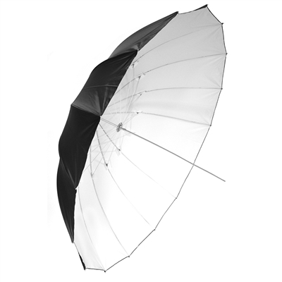 White/Black Umbrella