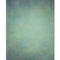 Green Texture Printed Canvas