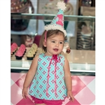 Posh Giovanna 1st Birthday Hat