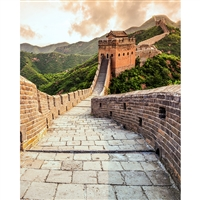 Great Wall of China Printed Backdrop