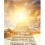 Stairway to Heaven Printed Backdrop