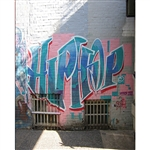 """HipHop"" Scenic Backdrop"