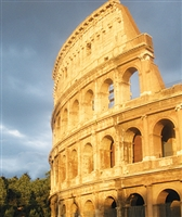 Colosseum Scenic Printed Backdrop