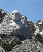 Mount Rushmore Scenic Backdrop