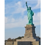 Statue of Liberty Scenic Backdrop
