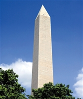Washington Monument Scenic Backdrop (View 1)