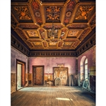 Parlor of Secrets Printed Backdrop