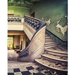 Imperial Staircase Printed Backdrop