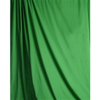 Chromakey Green Solid Colored Muslin - 5'x7'