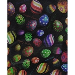 Easter Chalkboard Printed Backdrop