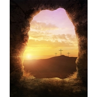 Resurrection Printed Backdrop