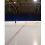 Hockey Rink Printed Backdrop