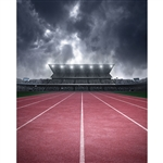 Track & Field Printed Backdrop