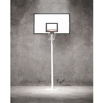 Concrete Court Printed Backdrop