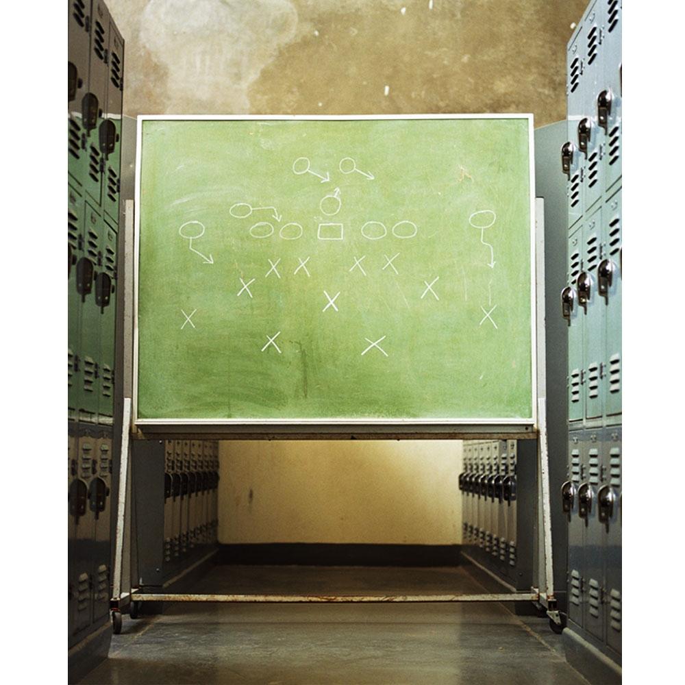 Team Locker Room Printed Backdropp Backdrop Express