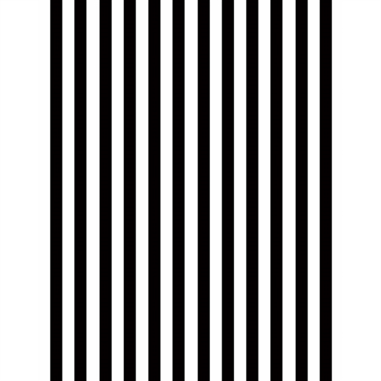 Referee Stripe Printed Backdrop Backdrop Express