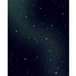 Star Constellations Printed Backdrop