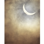 Crecsent Moon Printed Backdrop