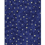 Static Stars Printed Backdrop