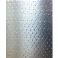 Metal Circles Printed Backdrop