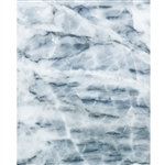 Stone Blue Marble Printed Backdrop